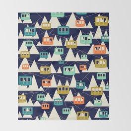 Alpine Wonderland Throw Blanket