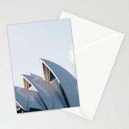 Sydney Opera House | Jørn Utzon Architect | Australia Architecture Stationery Cards