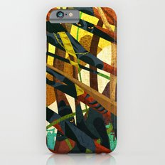 The Panther's Claws Slim Case iPhone 6s