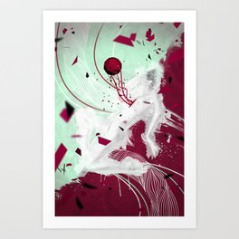 Heartbreak Hotel Art Print