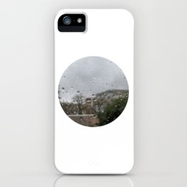 Rain on My Window / Pictures of My Life iPhone Case