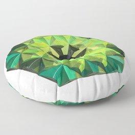 Forest Hues Floor Pillow