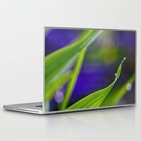 wave Laptop & iPad Skins featuring wave by Bonnie Jakobsen-Martin