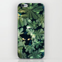 Where´s the kitty? iPhone Skin