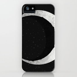 Broken Luna iPhone Case