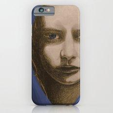 Real girl, digital world iPhone 6s Slim Case