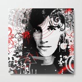 Roger Waters Metal Print