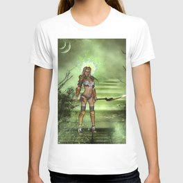 Wonderful fantasy fighter T-shirt