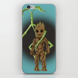 Fantastic Plants iPhone Skin