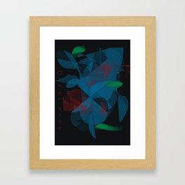 Other side Framed Art Print