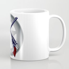 US Marshal Guns and Badge Coffee Mug