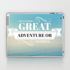 Great Adventure Laptop & iPad Skin