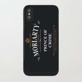 Prince of Crime iPhone Case