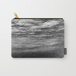 UnderWater (Black and White) Carry-All Pouch