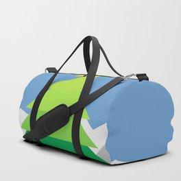 Holiday Tree Duffle Bag