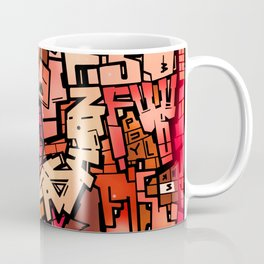 F_red Coffee Mug