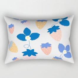 SWEET STRAWBERRIES Rectangular Pillow