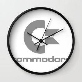Commodore Wall Clock