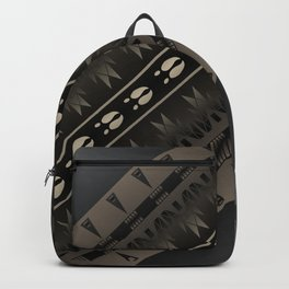 Elk Spirit (Gray) Backpack