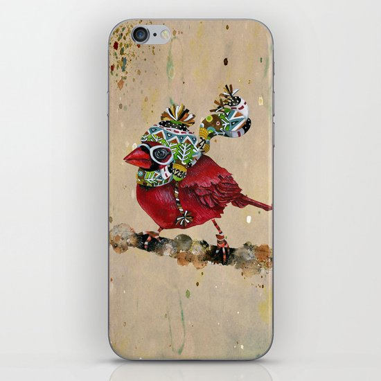 Cardinal Blaze 2 iPhone & iPod Skin