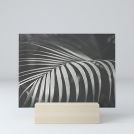 Palm Curves Mini Art Print