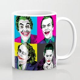 Pop Quad: The Joker Coffee Mug