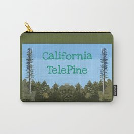 California TelePine Carry-All Pouch