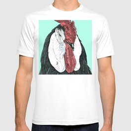 Rooster II Color T-shirt