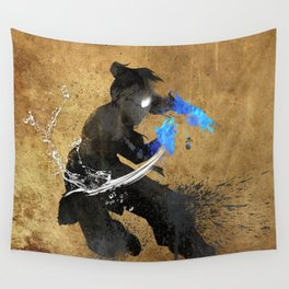 Get Bent :: Water Wall Tapestry