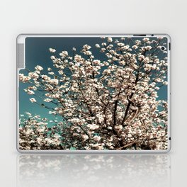 Winter Blossoms Laptop & iPad Skin