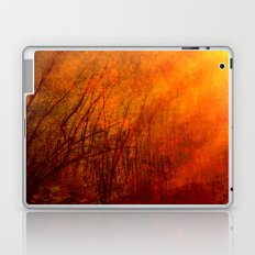The burning world Laptop & iPad Skin