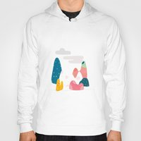 rocky Hoodies featuring Rocky Road by Brigitte Huynh