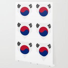 South Korea Wallpaper Society6