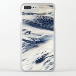 Wishes washed away Clear iPhone Case