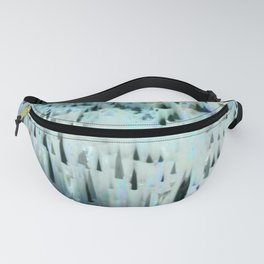 White Landscape / Snow Fanny Pack