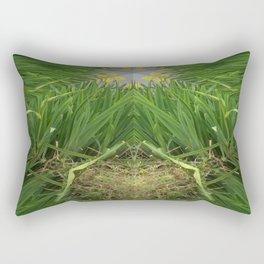 Butterfly Nest Rectangular Pillow