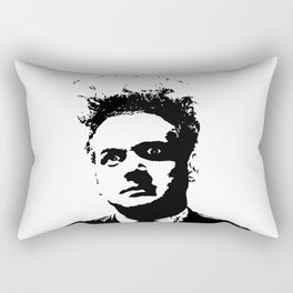 Henry (no background variant) Rectangular Pillow