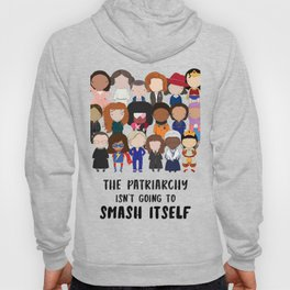 Smash the Patriarchy Hoody