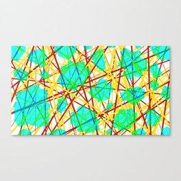 Neuronic Canvas Print