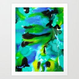 Spring Colors #02 Art Print