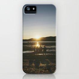 Bic Sunset iPhone Case
