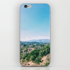 Elings Park iPhone & iPod Skin