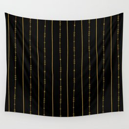 SCANDINAVIAN PATTERN Wall Tapestry
