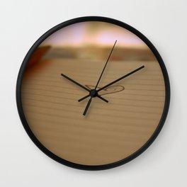 hearts .  Wall Clock