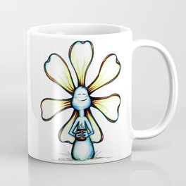 """Thank Goodness"" Flowerkid Coffee Mug"