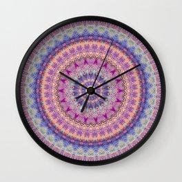 Mandala 239 Wall Clock