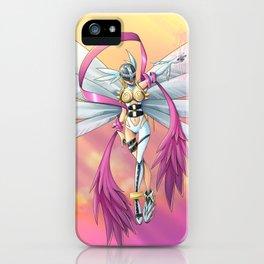 .:Guardian of Light:. iPhone Case
