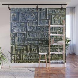 Joaquin Torres Garcia Universal Art Wall Mural