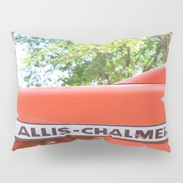 Allis - Chalmers Vintage Tractor Pillow Sham