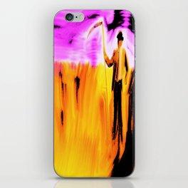 Cross The Road, Molina iPhone Skin